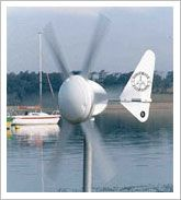 Ветродвигатель-флюгер