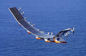 Беспилотный летательный аппарат Helios