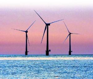 Офшорные ветряные электростанции