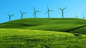 Ветряки Казахстана