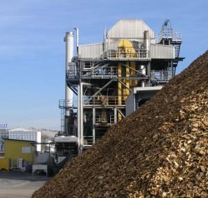 Фабрика по переработке опилок в биотопливо