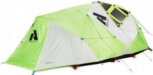 Палатка с солнечными батареями