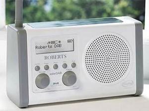 Радиоприемник SolarDAB