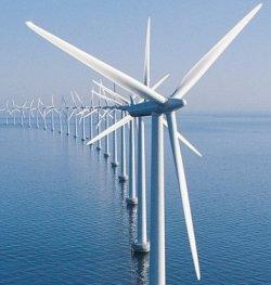 Ветрогенераторы в море