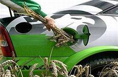 Автомобили на биотопливе