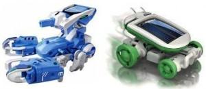 Развивающие роботы-конструкторы