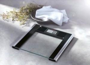Напольные весы, работающие от СБ