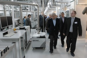 Открытие Научно-технического центра