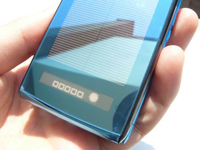 Sharp SOLAR PHONE SH002