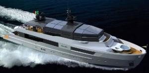 Экологичная яхта M'Ocean