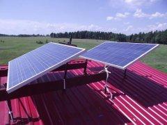 Солнечная батарея для дачи - выгода есть!