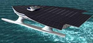 Яхта PlanetSolar