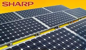 Солнечные батареи из Японии