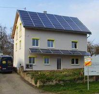Крыша в сборе с солнечной батареей