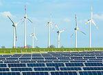 Ветровая и солнечная энергетика – символ изменяющегося мира