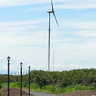 Ветроэнергостанция в Камчатске