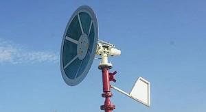 Парусный ветровой генератор