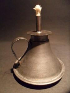 Лампа на камфене 19 век