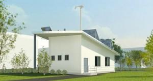 Здание с нулевым циклом потребления энергии
