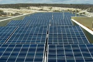 Общественные солнечные установки