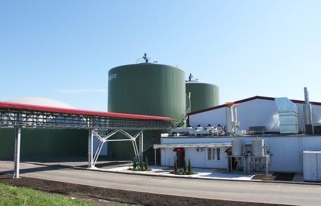 Биогазовая станция Лучки