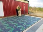 Плитки для солнечной дороги