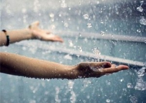 Исползовать энергию дождя