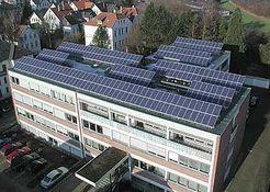 Солнечная установка для дома