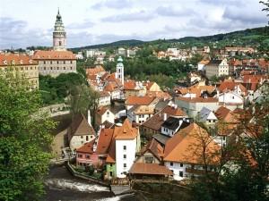 Город 18 века