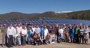 Солнечные сообщества в США