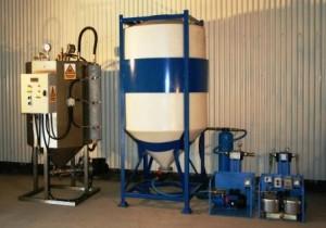 Мини-завод по производству биодизеля
