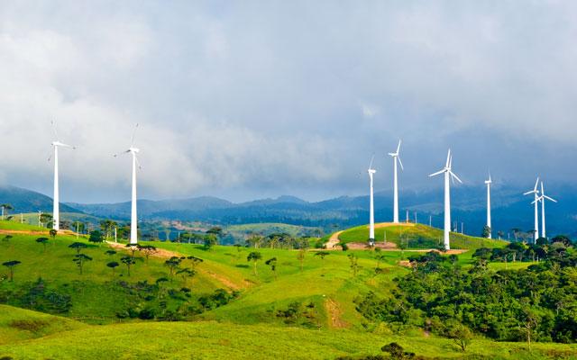 Ветроэнергетика Канады