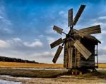 Ветряная мельница известна много веков