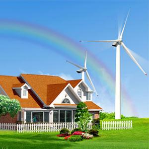 Ветряная электростанция индивидуального пользования