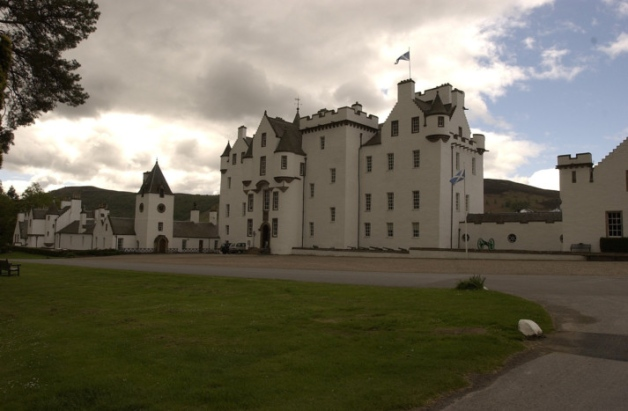 Blair-Castle