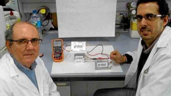 Графеновый аккумулятор разработан в Испании