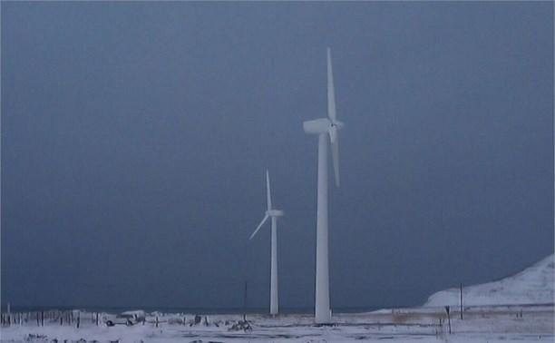 Ветроэнергетическая установка в Новиково