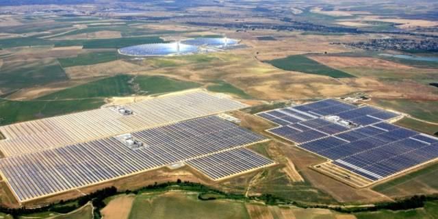 Solaben-Solar-Power-Station