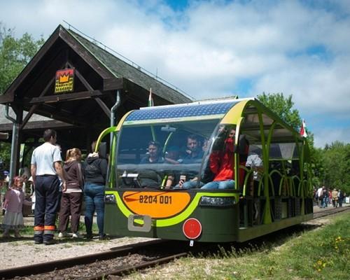 Vili Solar Train