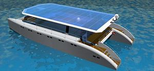 Solar Water Bus