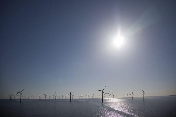 Ветровая энергетика в Дании