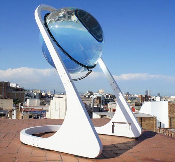 Сферический солнечный генерато beta.ray