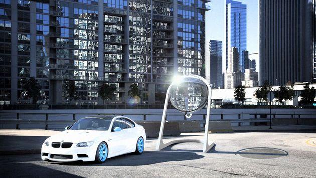 Станция зарядки электромобилей beta.ray