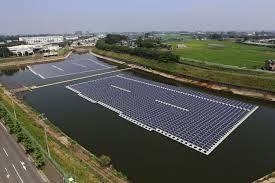Плавающие электростанции
