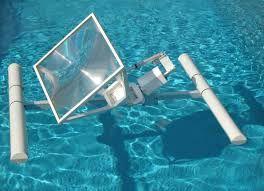 Солнечные панели на поплавках