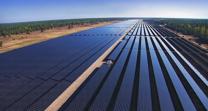 Солнечная энергетика ФРГ
