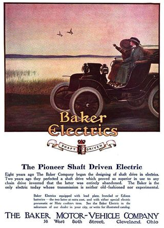 Baker-electric