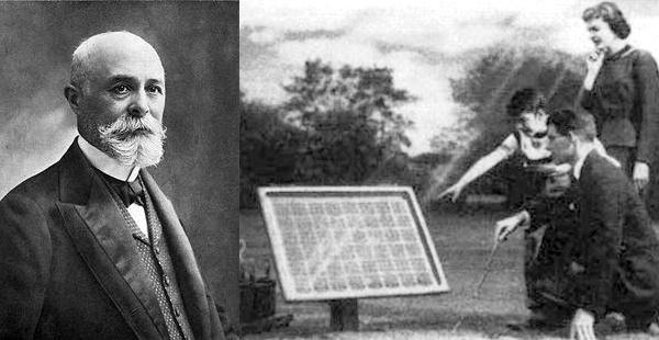 Чарлз Фритз изобретатель кремниевой солнечной батареи