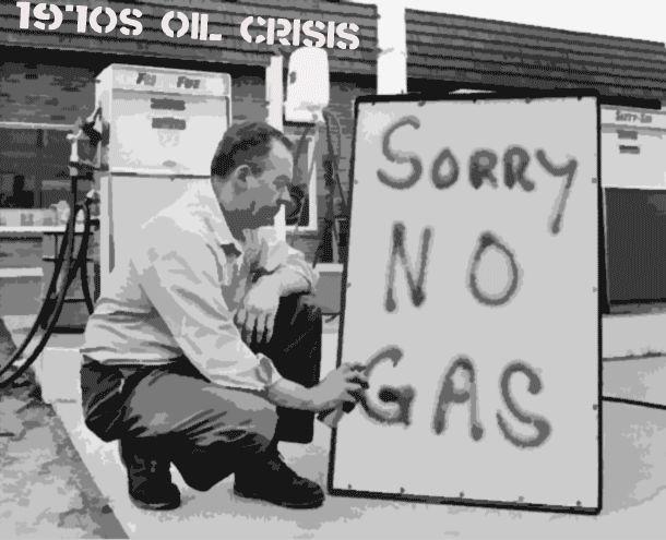 Нефтяное эмбарго 1973 года усилило интерес к солнечной энергетике