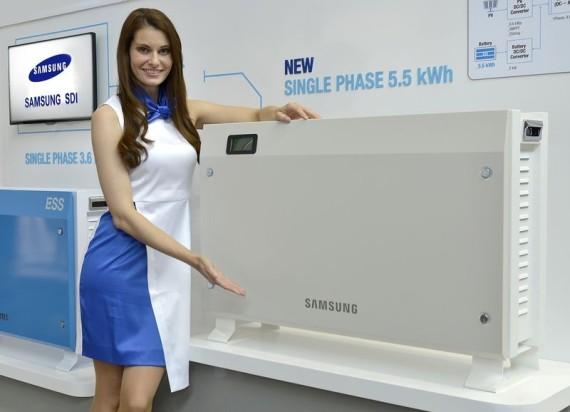 Аккумуляторный блок от Samsung